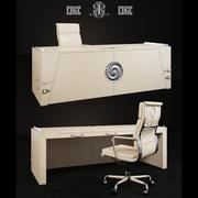 Desk ART Edge 3d model