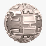 Sphere 02 3d model