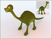 Dinosaurio modelo 3d