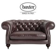 Baxter Diana Chester Sessel 3d model