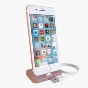アップルのiPhone 7 3d model