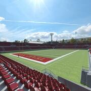 Estadio de fútbol americano modelo 3d