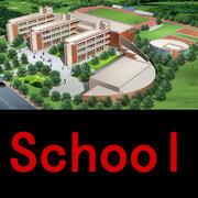 学校151 3d model