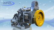 Elevator Engine 2 3d model