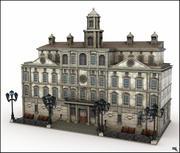 Edificio V10 3d model