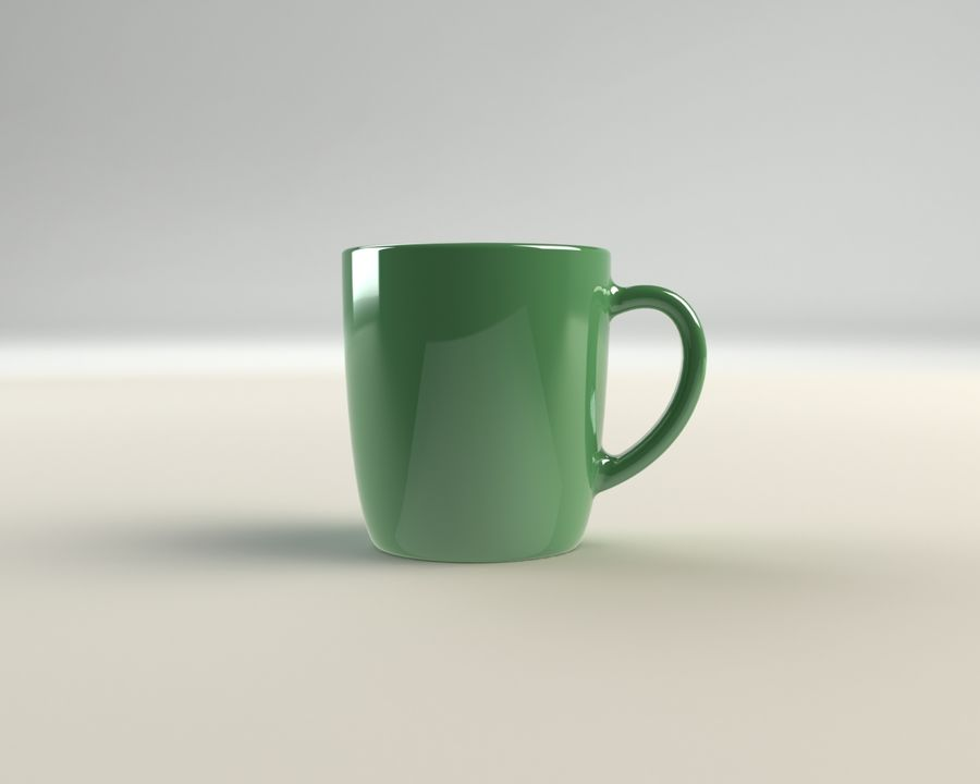 Glas royalty-free 3d model - Preview no. 5