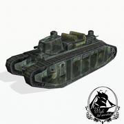 Char 2C 3d model