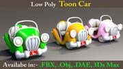 Toon Auto 3d model