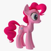 Min Little Pony Pinkie Pie 3d model