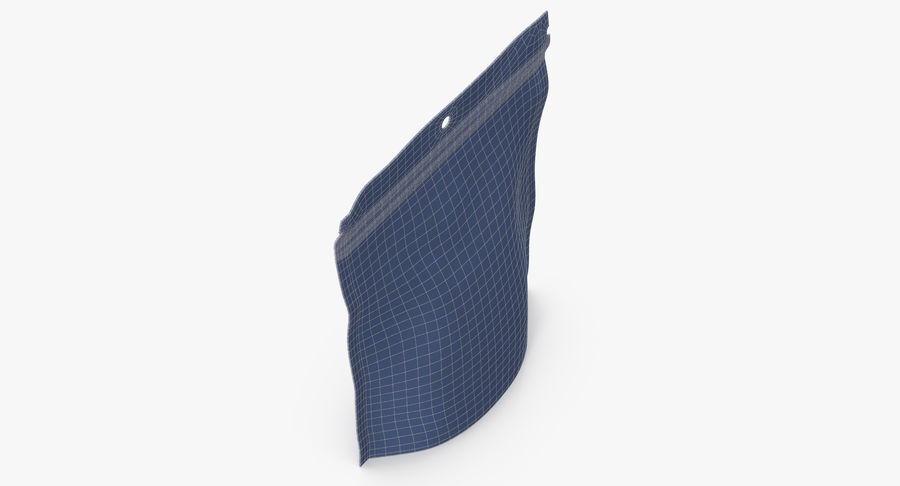 Doypack Pouch royalty-free 3d model - Preview no. 16