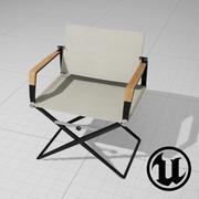 Dedon Seax Chair UE4 3d model
