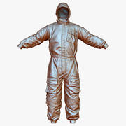 Assault Suit Nomex 3 3d model