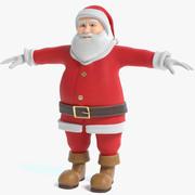 Père Noël 3d model