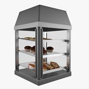 Mini display più caldo 3d model