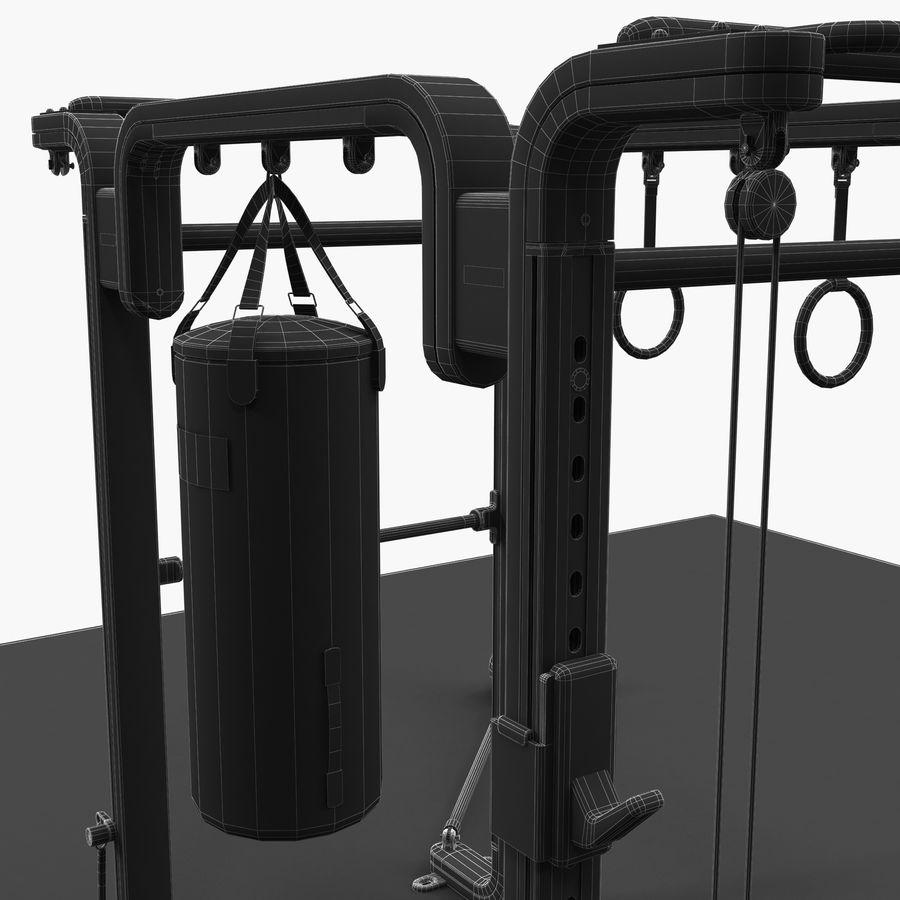 Fitness Omnia Technogym Functional Training Concept 3d