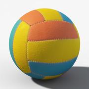 新球低聚 3d model