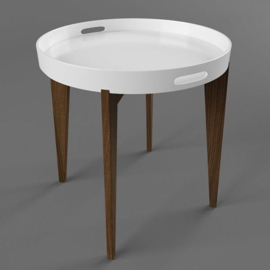 Plateau de table S modèle 7D $7 - .max .obj .fbx .7ds - Free7D
