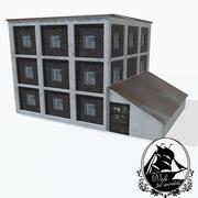 Casa di strada 3d model