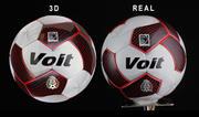 ball football 3d model
