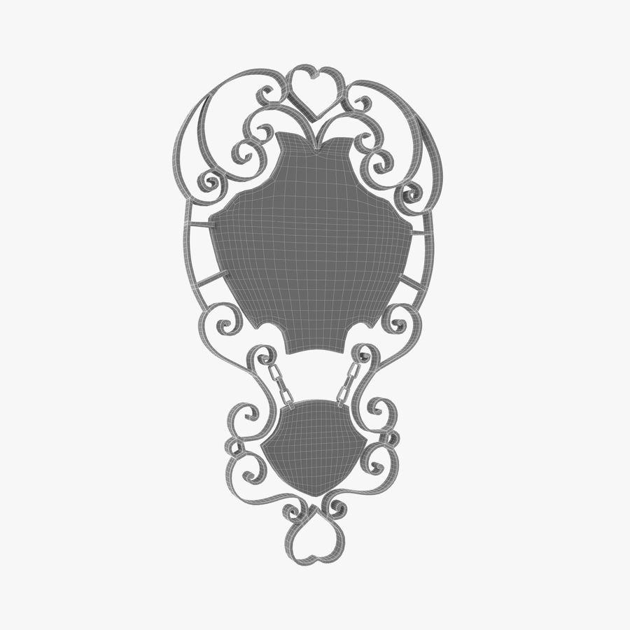 Tecken royalty-free 3d model - Preview no. 2