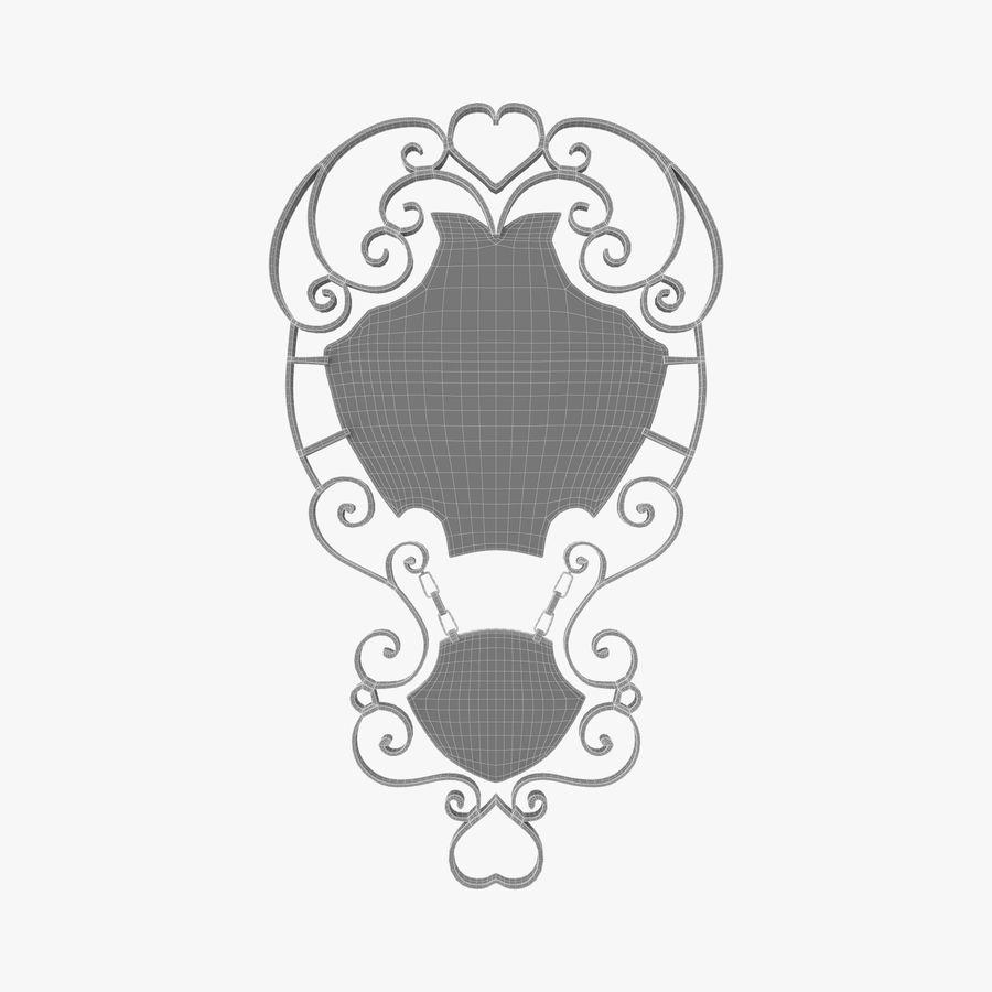 Tecken royalty-free 3d model - Preview no. 5