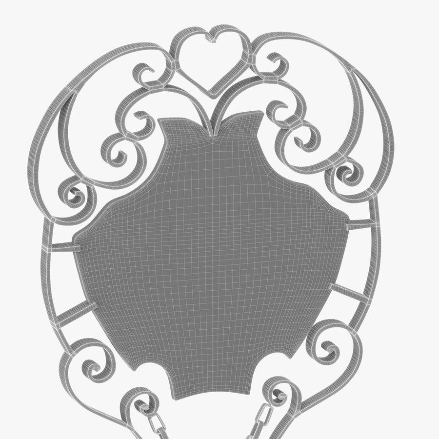 Tecken royalty-free 3d model - Preview no. 10