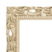 Carved frame 3d model