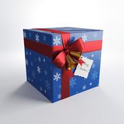 Christmas Gift 3d model
