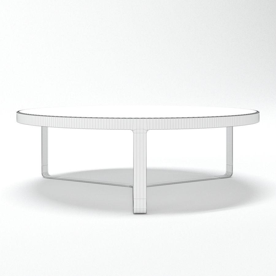 Bur soffbord royalty-free 3d model - Preview no. 7