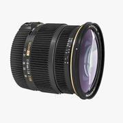 Lens Sigma 17-50mm F2.8 EX  OS 3d model