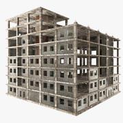 Construction Building 3d model