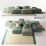 Bonaldo_Peanut_B 3d model