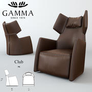 Gamma Club 3d model