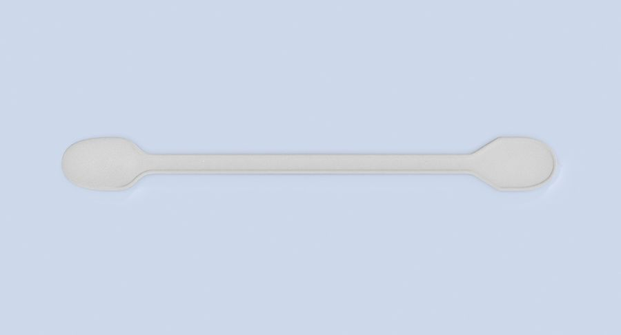 Coffee Stirrer royalty-free 3d model - Preview no. 5