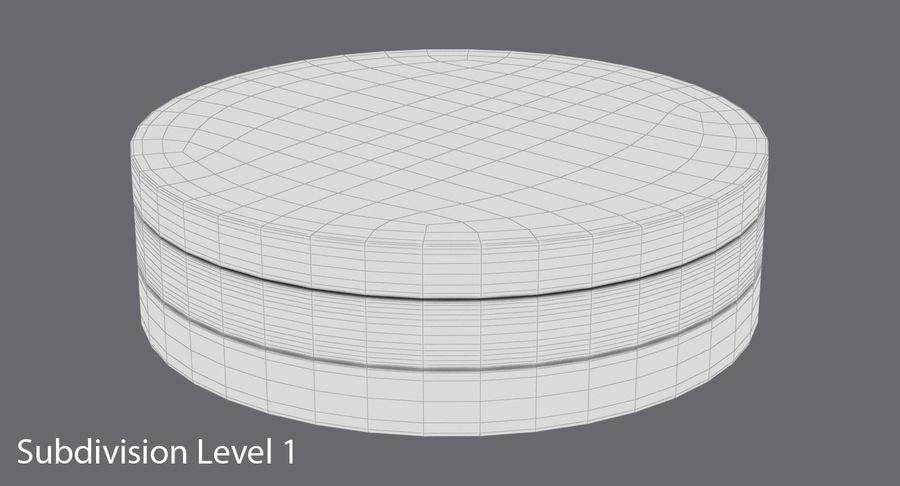 나침반 royalty-free 3d model - Preview no. 1