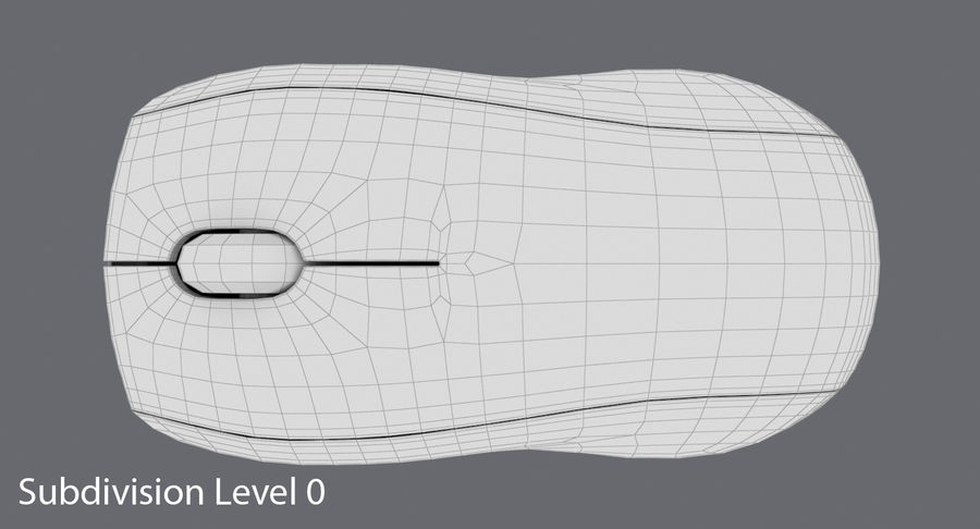 Data mus royalty-free 3d model - Preview no. 13