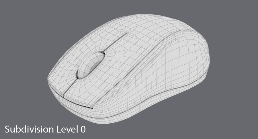 Data mus royalty-free 3d model - Preview no. 12