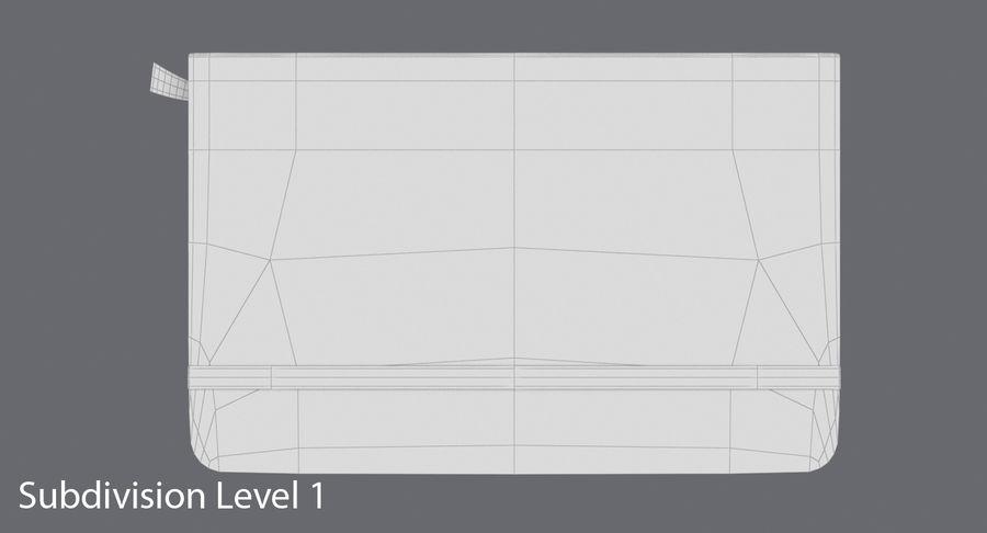 Notizbuch royalty-free 3d model - Preview no. 1