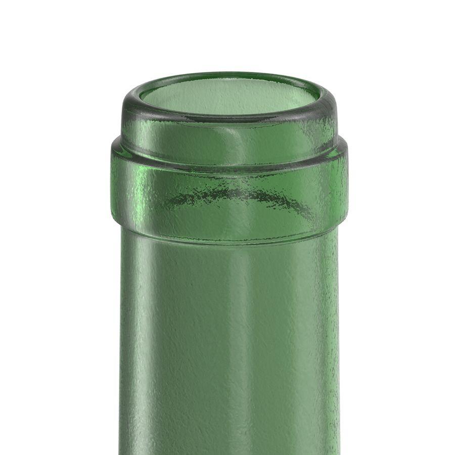 Garrafa de vinho royalty-free 3d model - Preview no. 7