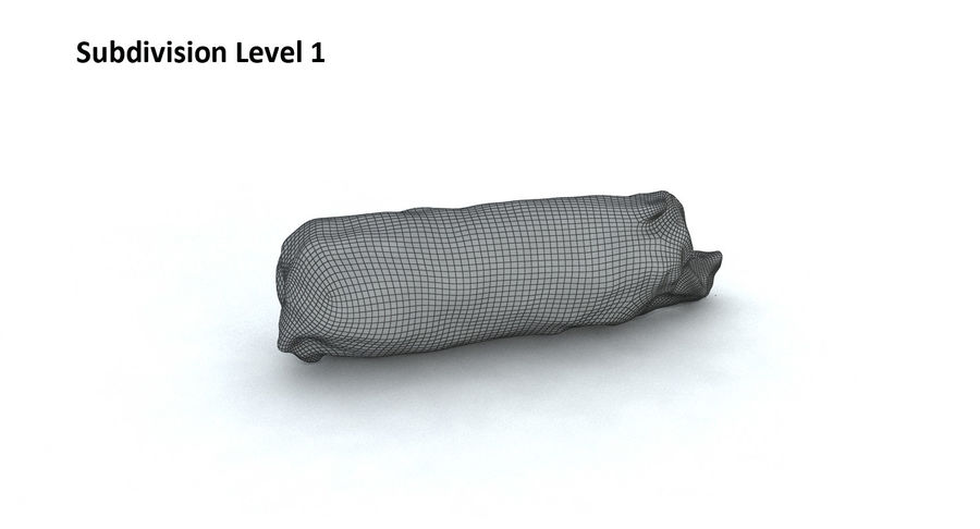 Fyllda vinstockar royalty-free 3d model - Preview no. 17