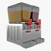 Cold Drink Dispenser 3d model