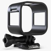 GoPro Session Frame 3d model