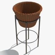 Basket(1) 3d model