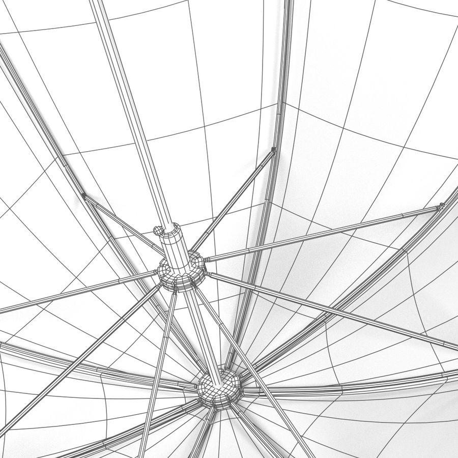 Umbrella Open royalty-free 3d model - Preview no. 12