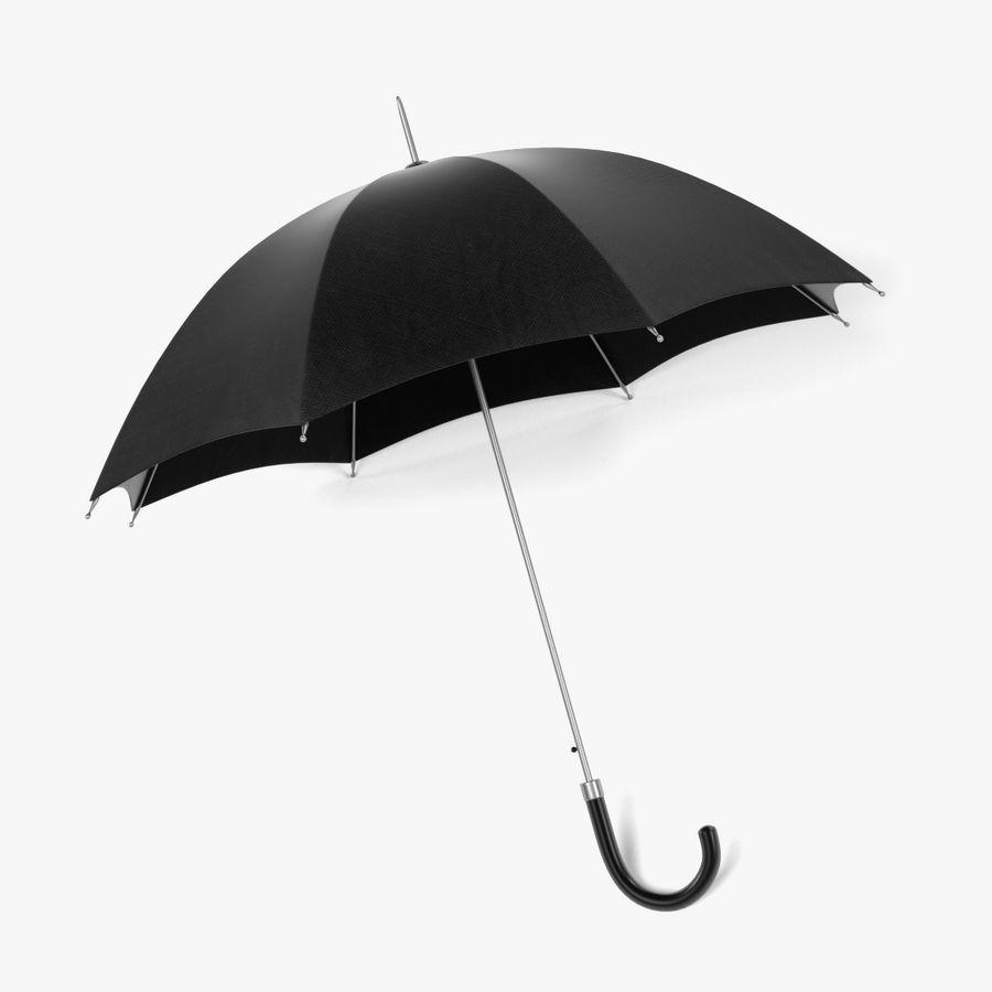 Umbrella Open royalty-free 3d model - Preview no. 1