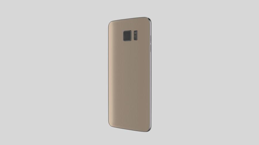 삼성 s7 가장자리 royalty-free 3d model - Preview no. 2