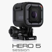 GoPro HERO 5 Session 3d model