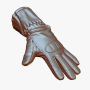 Tactical Gloves Defcon 5 Long Nomex 3d model