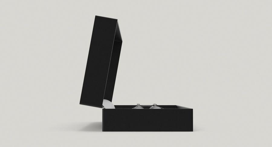 Pen Set royalty-free 3d model - Preview no. 6