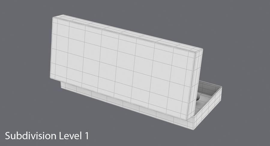 Pen Set royalty-free 3d model - Preview no. 14